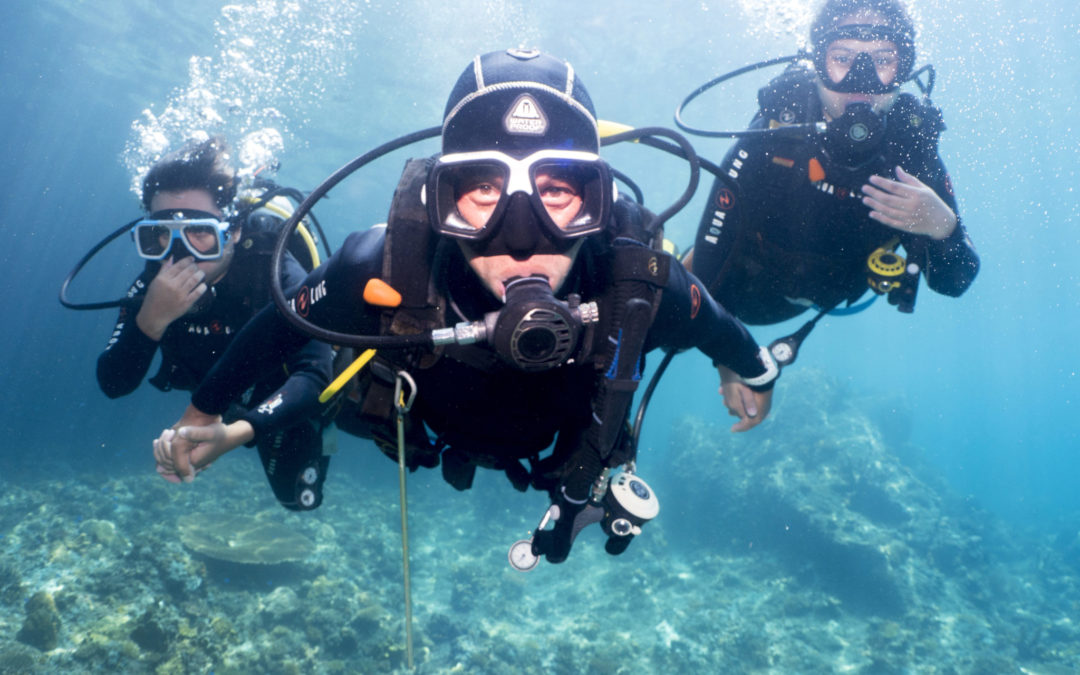 Resort Diving Partner for Dumaguete Springs